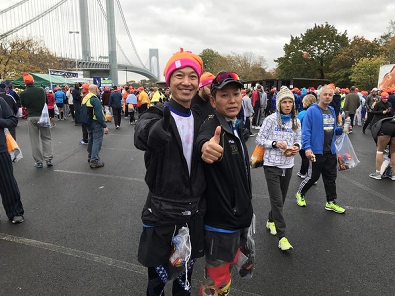 NYマラソン