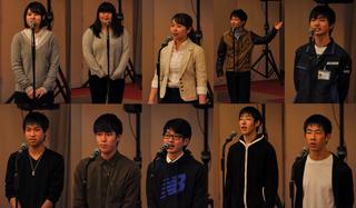 18/4/6 新入社員歓迎会①